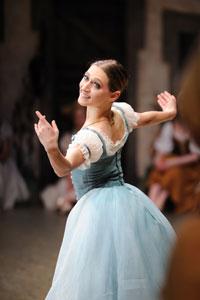 Why I Dance: Sarah Van Patten (Dance Magazine)