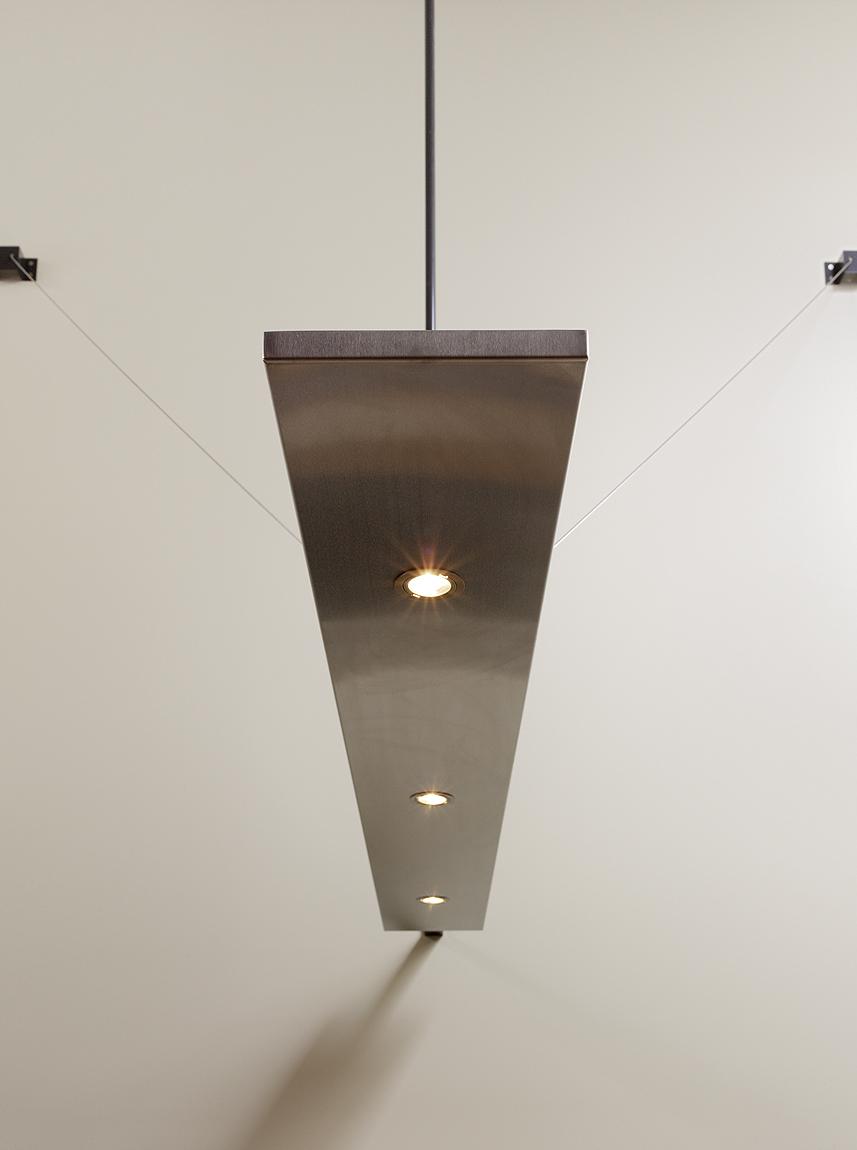 CustomStainless Steel Lighting
