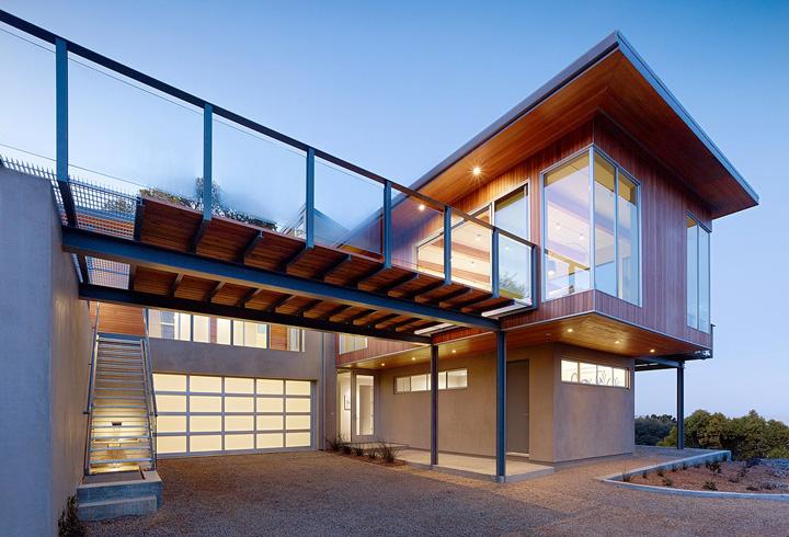 Tiburon Bay House