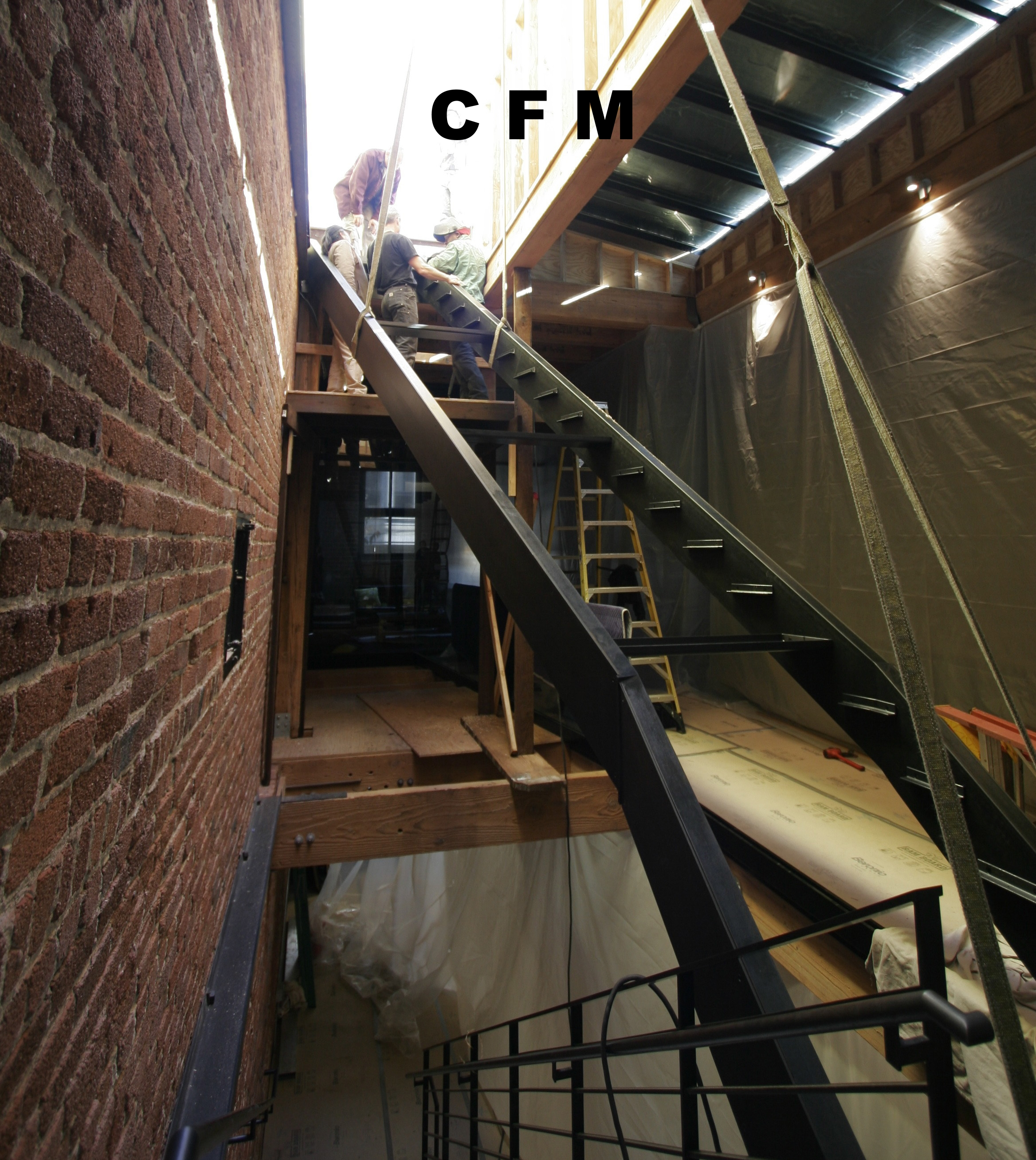 CHRIS FRENCH METAL [CFM]: Jan 2010 - September 2012