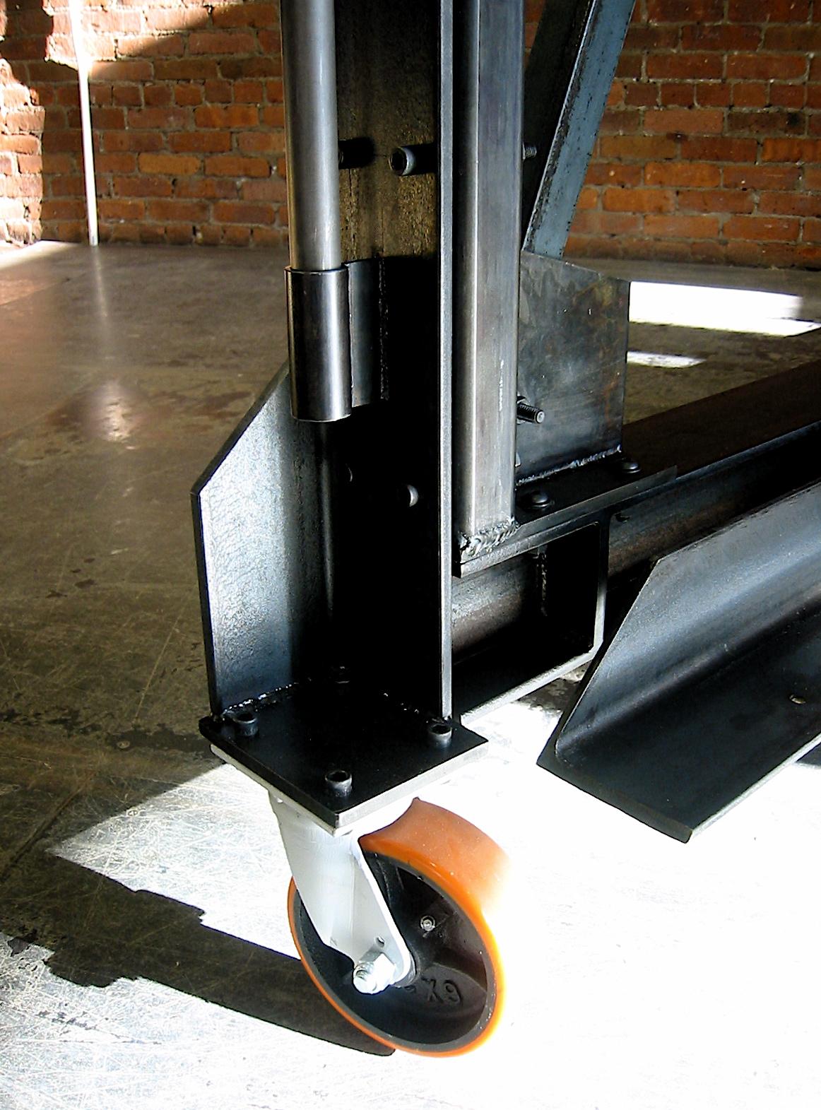 Kitchen Bar Footrest