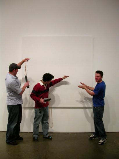 More art appreciation...at Queens MOMA
