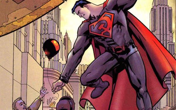 Russian Superman!