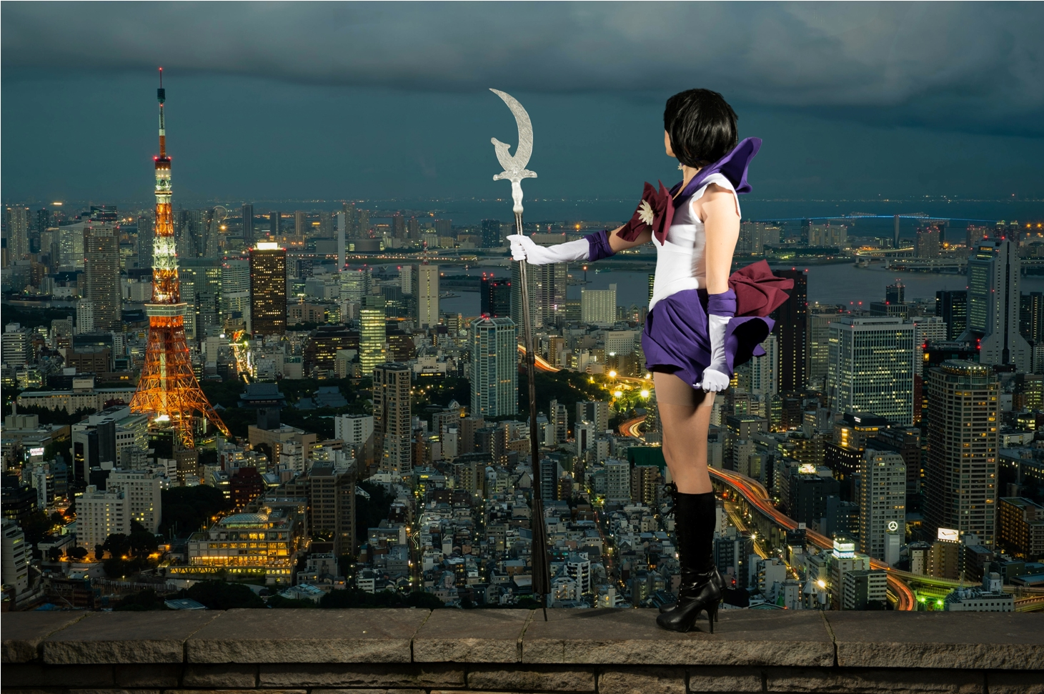 Megan Stern. Sailor Saturn.jpg