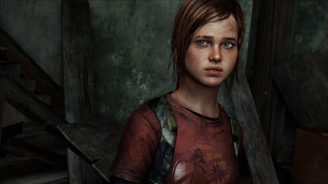 right up there with the new Lara Croft, this little survivor is just as strong of a female lead