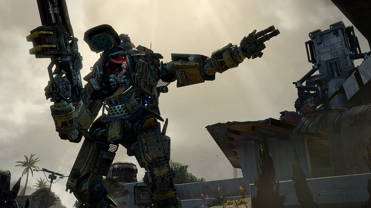 Titanfall dazzled attendees