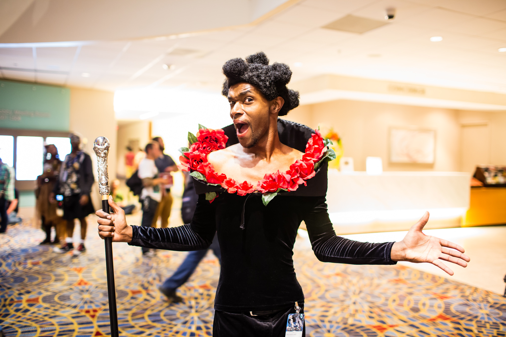 Ruby Rhod   Photography by Chris Kwock