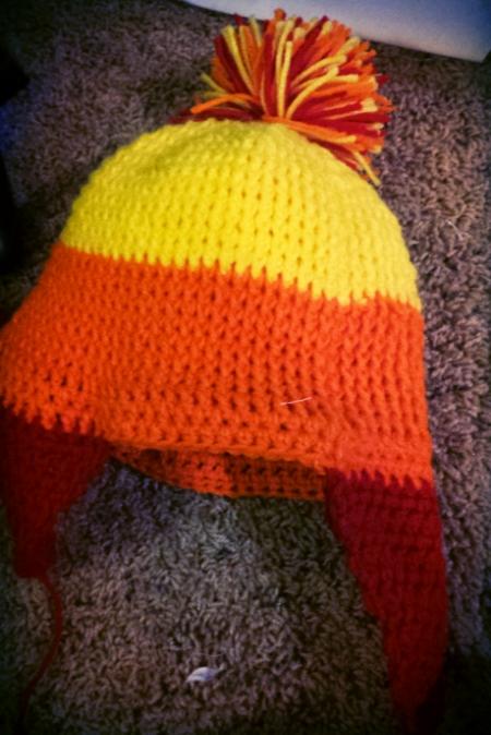 Crochet Jayne Cobb Firefly hat by Riri