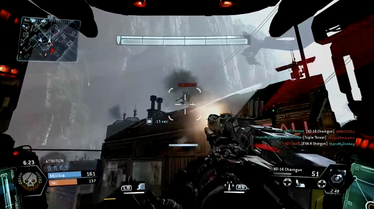 Gunning for the top spot among FPS games