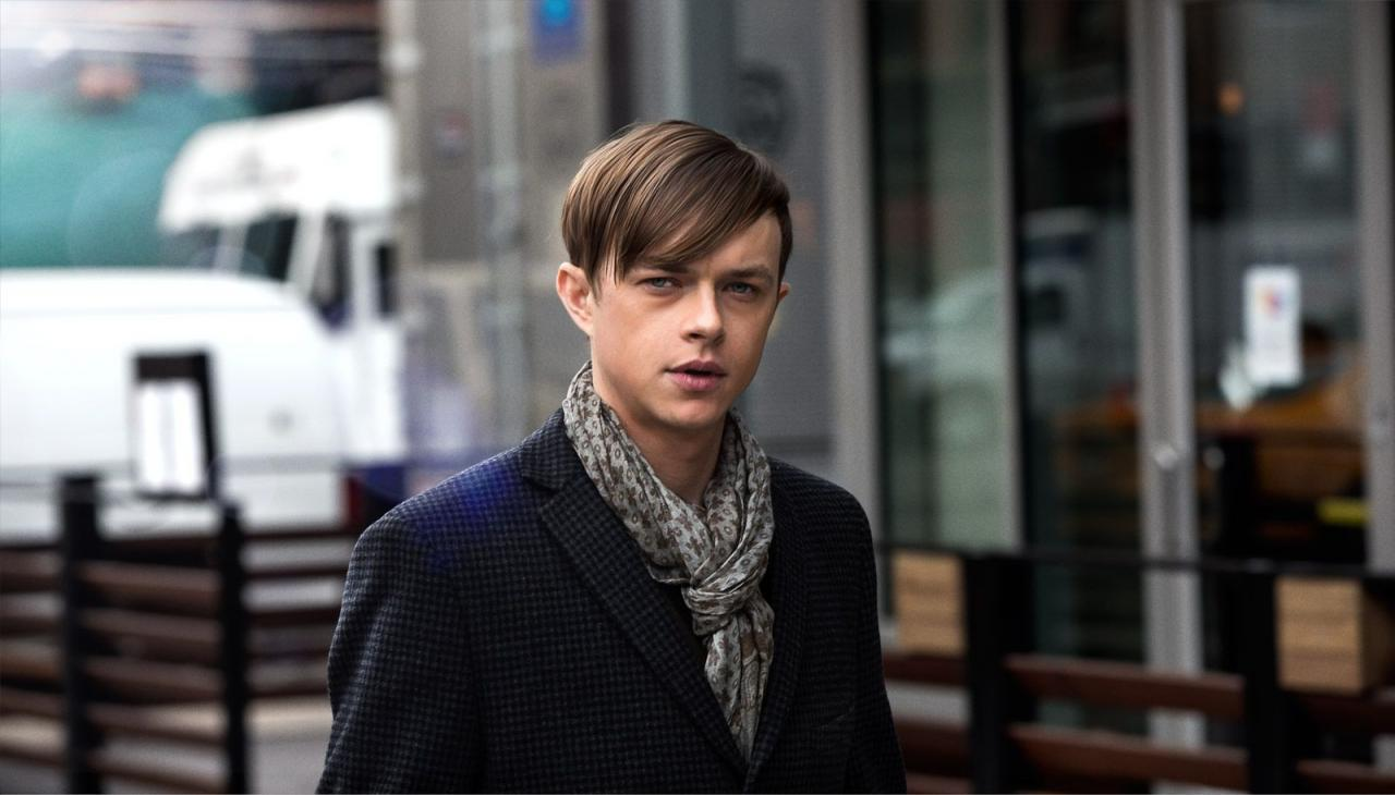 Dane DeHaan as the prodigal son with a time limit... Harry Osborn