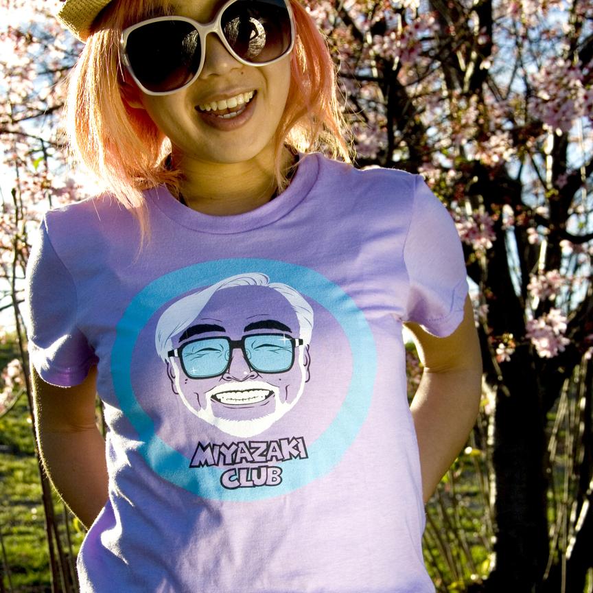 Martin Hsu Miyazaki Club Purchase this tee  HERE !