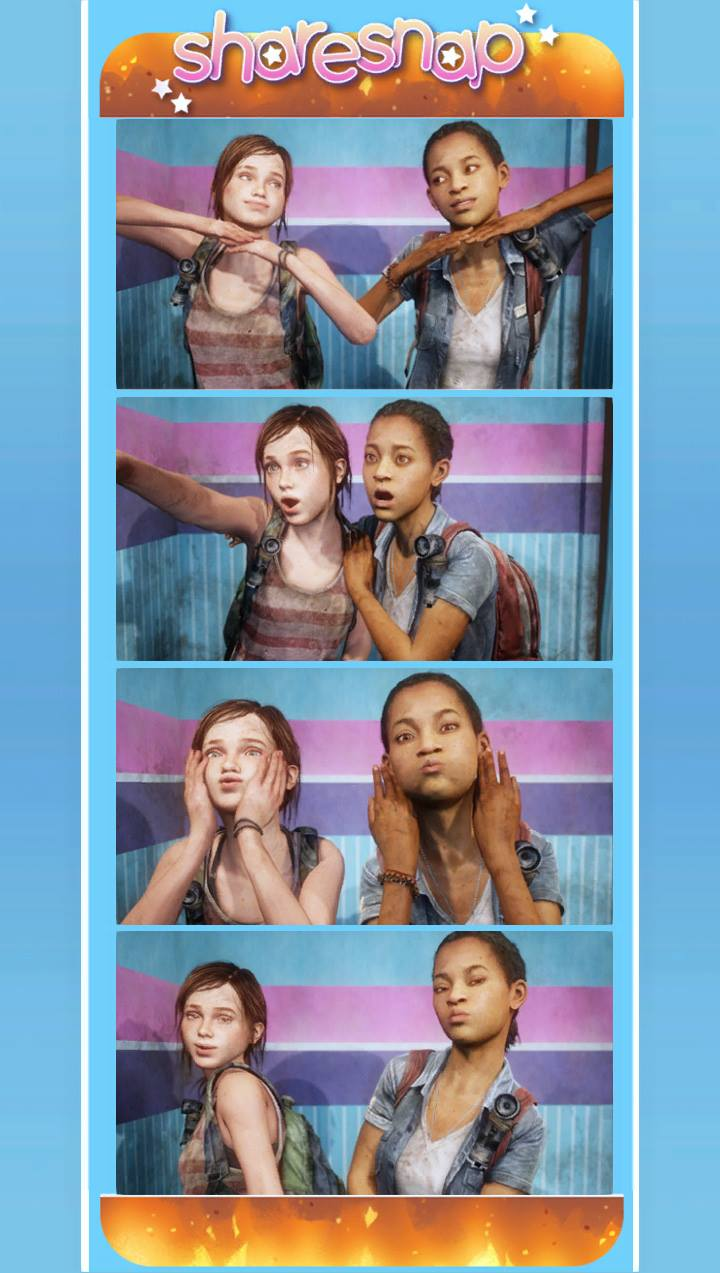 Photo Booth time
