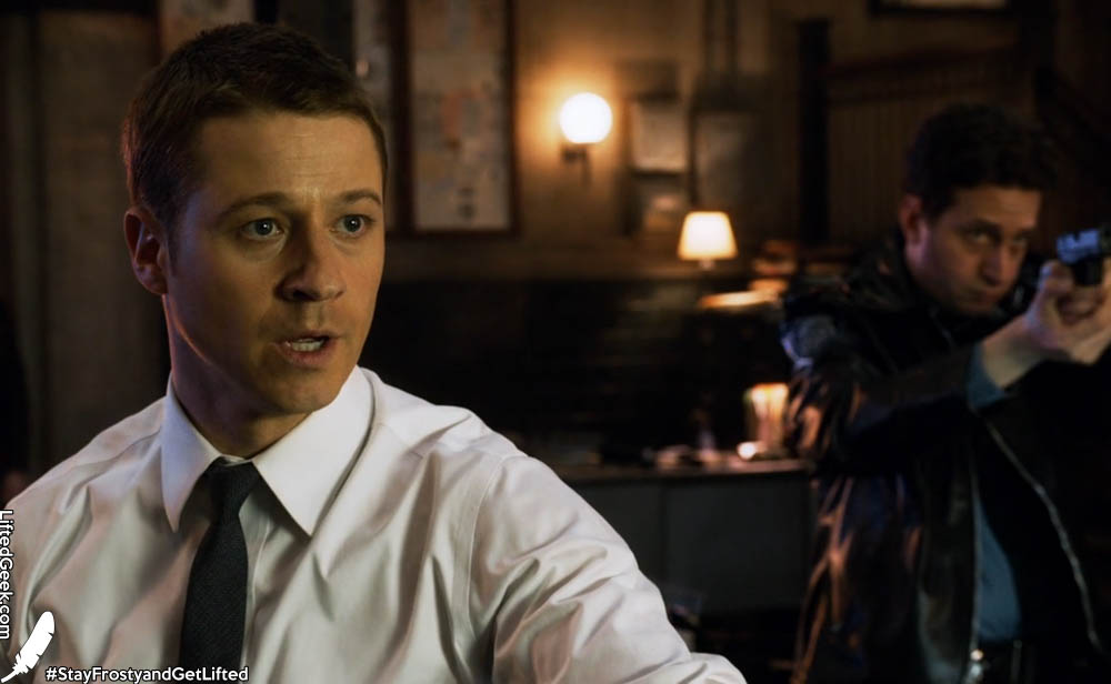 Ben McKenzie as Det. Jim Gordon