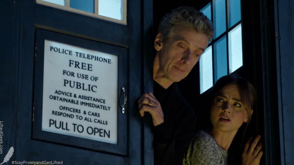 Doctor you cheeky bloke you
