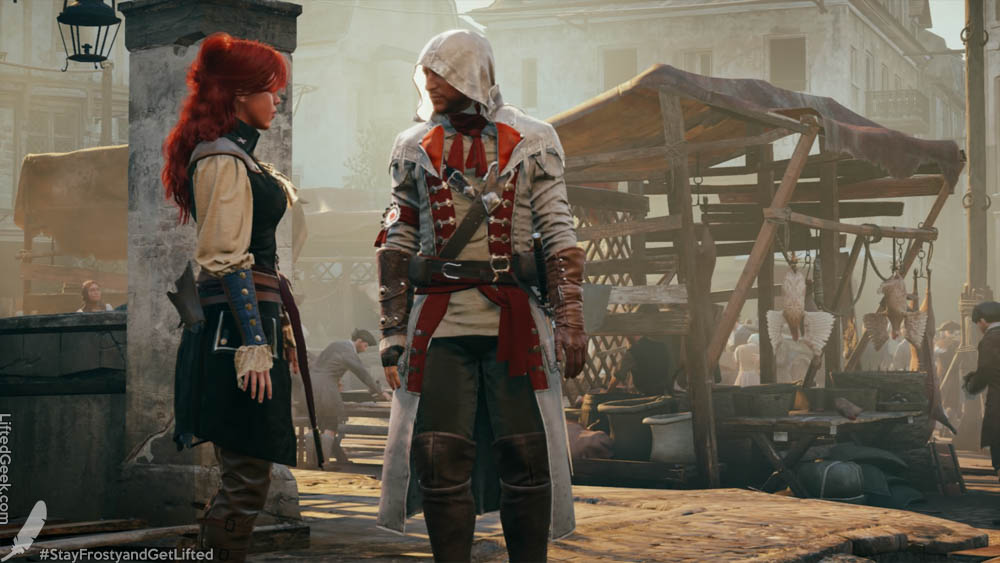 Assassin S Creed Unity Review Lifted Geek