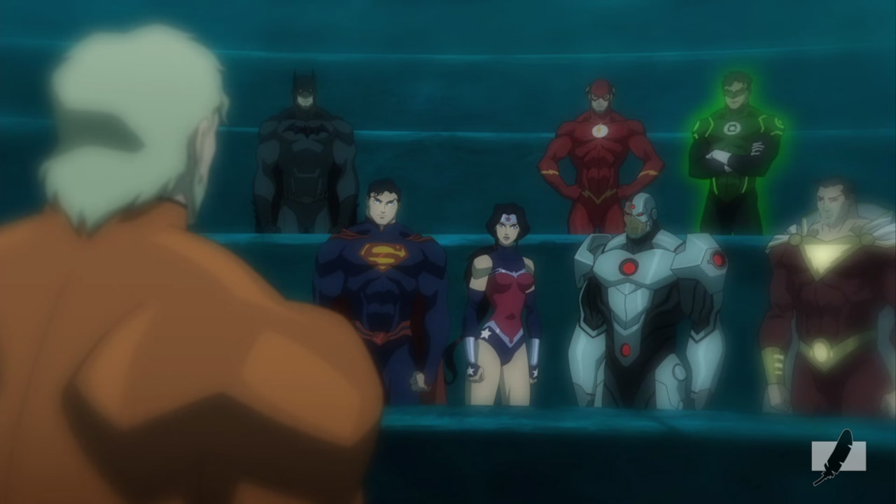 there's an open space for ya Aquaman