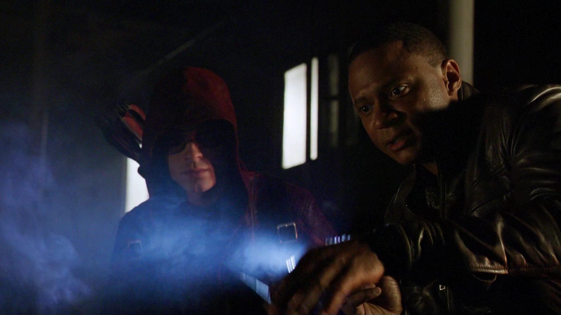 Team Arrow sans Arrow feels... kinda off