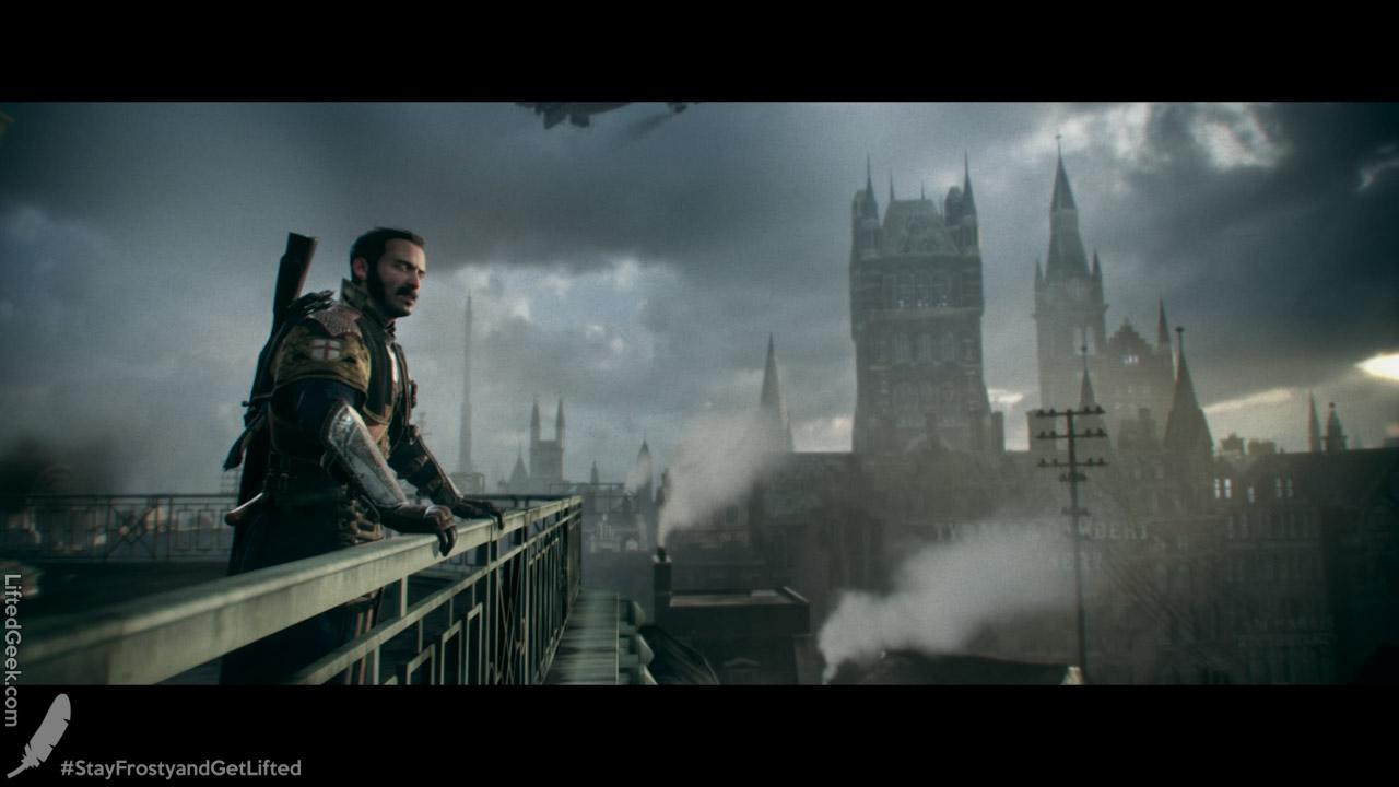 Neo-Victorian London... beautifully realized