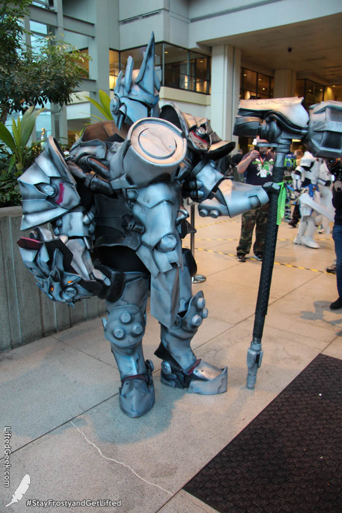 some of the best cosplayers made quite an impression