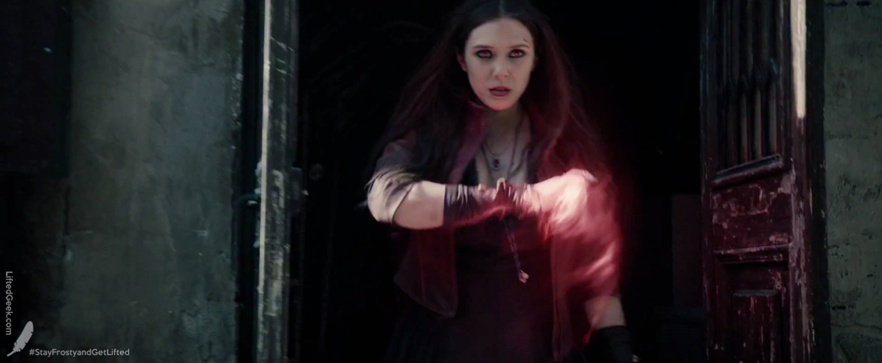 ... and Scarlet Witch