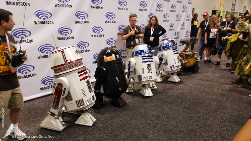 are these the droids you are looking for?