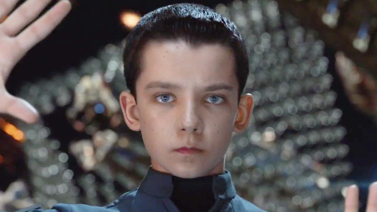 from 2013's Enders Game
