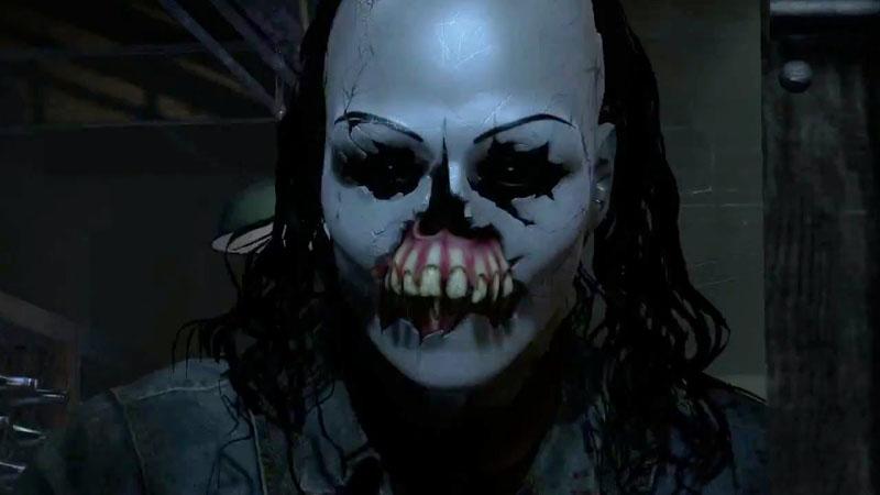 every good horror story needs a psycho...