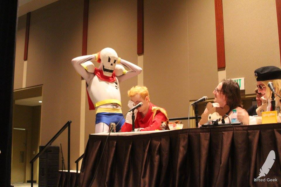 A preview of Zapp Brannigan's Spaceship of Love panel