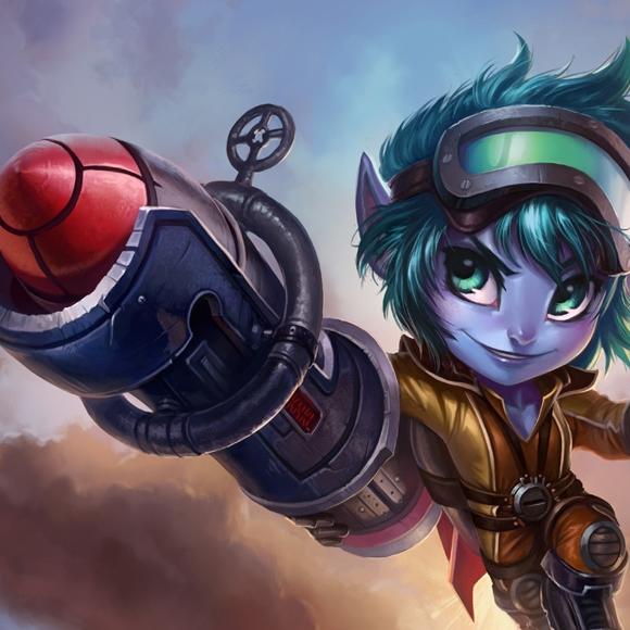 Tristana Rocket Girl