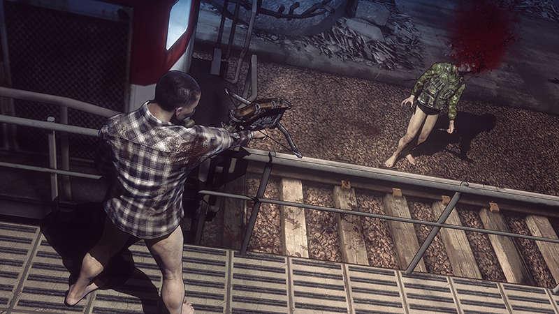Suda51's new game Let it Die
