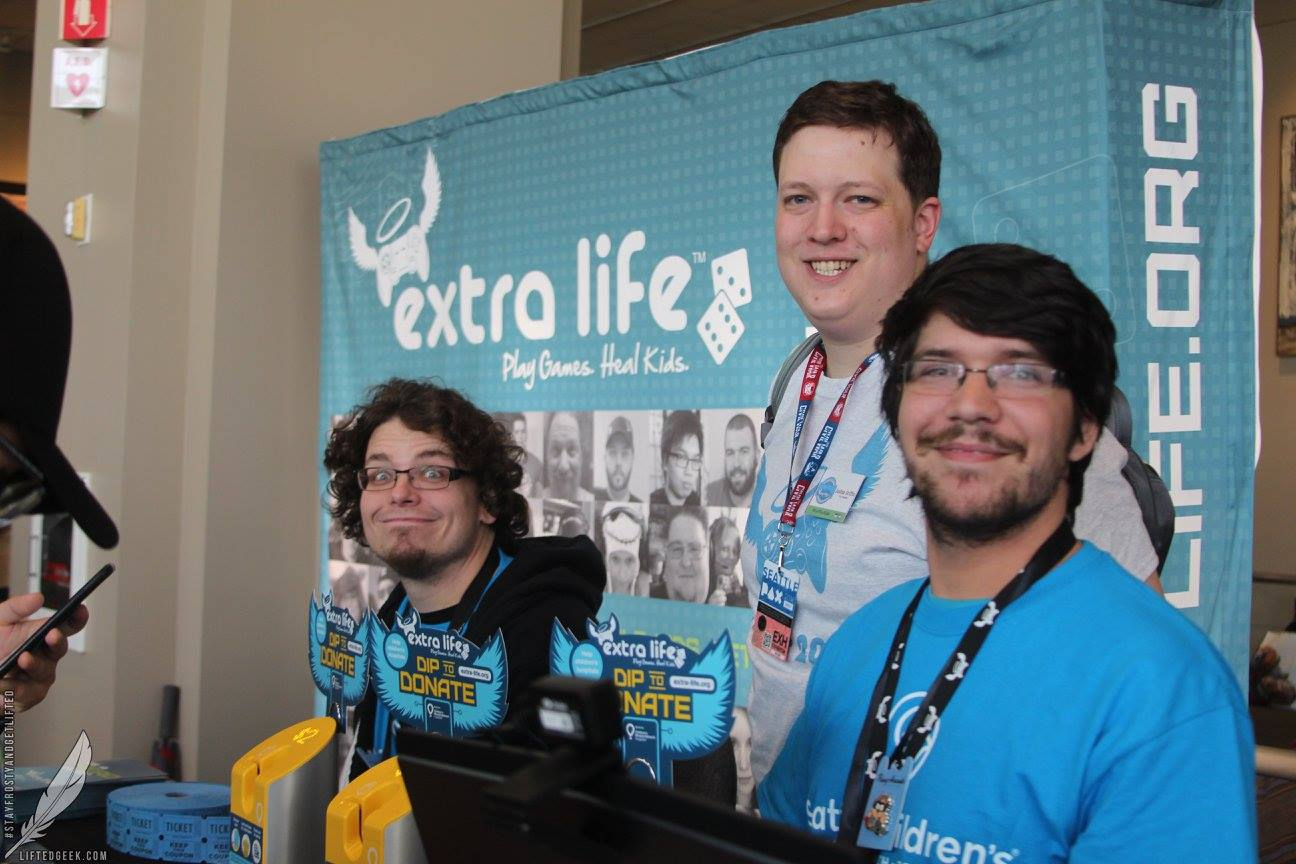 the Seattle Extra Life Guild