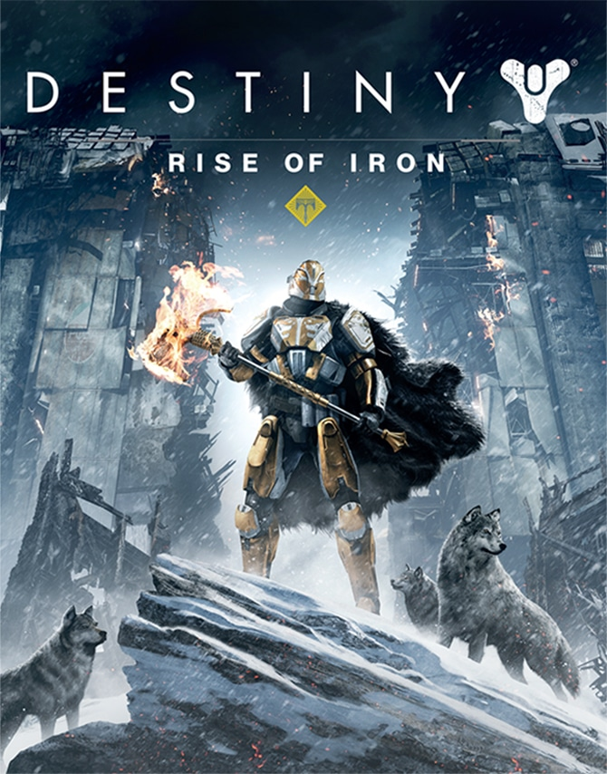 RELEASE DATE: September 20, 2016 GENRE: First Person Shooter PUBLISHER: Activision DEVELOPER: Bungie