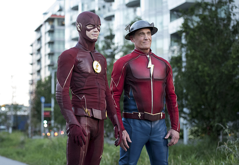 Flash and... err... Flash