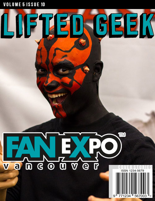 Fan Expo nopeus dating 2014