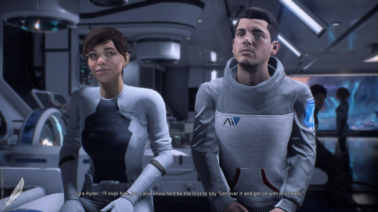 pick a twin, regardless which you play as the other is part of the narrative