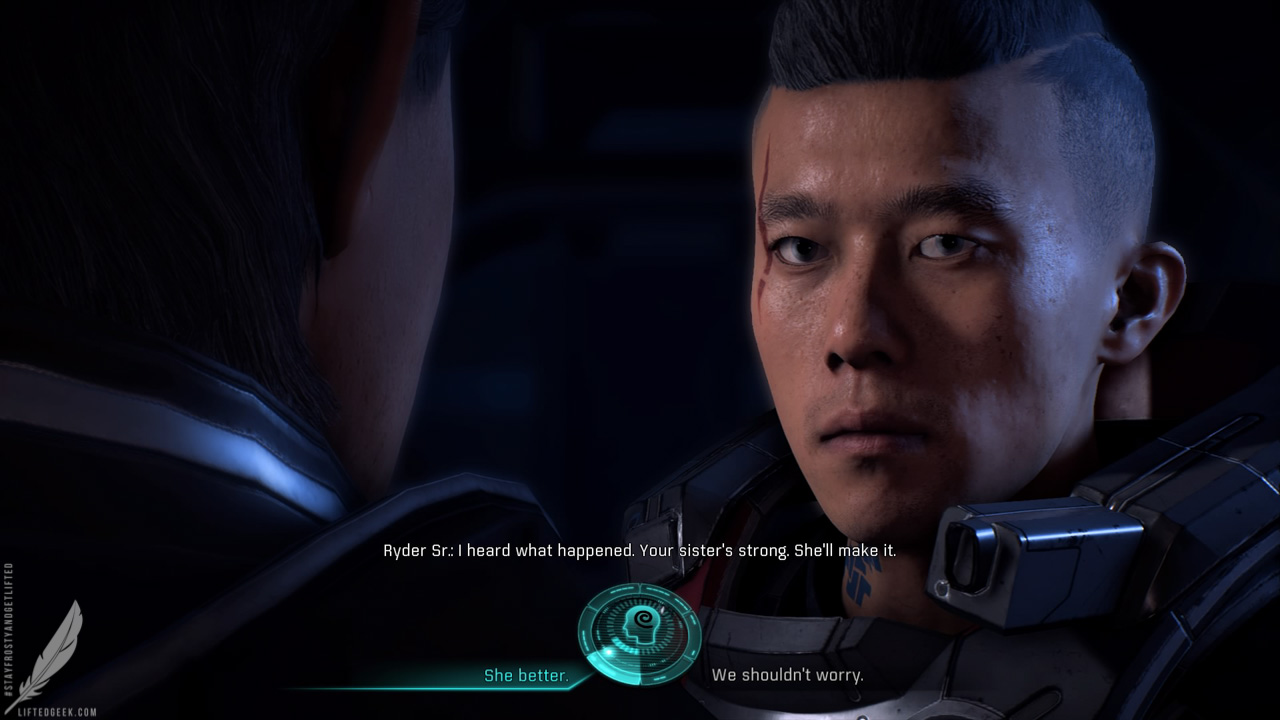 decide to create your own Ryder?