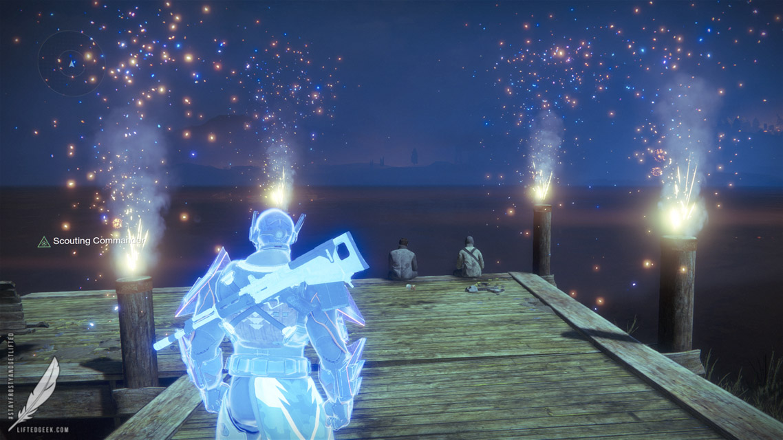 welcome back Guardians...