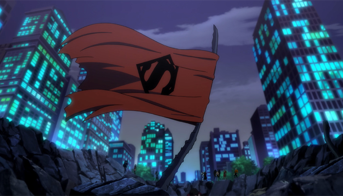 B+ - A fitting first outing for the animate Supes