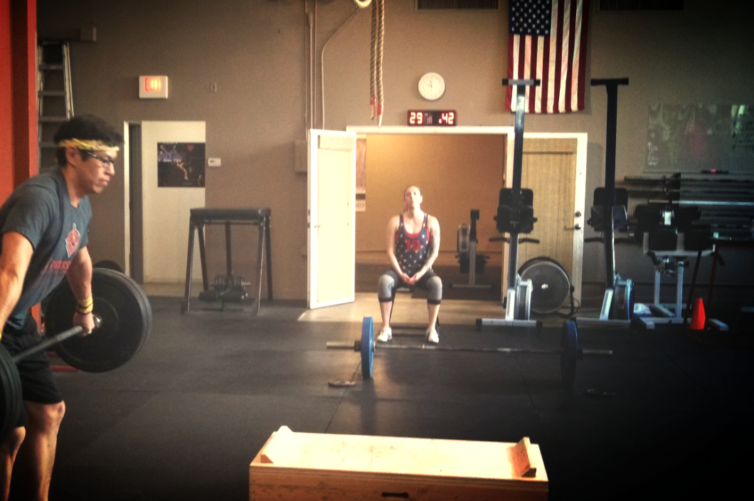 Andréa brings her Louisiana charm and Pennsylvania grit to SV. Her eye for good movement and effective cues help us lift toward our full potential. CrossFit Silicon Valley blessed to grow with her and her husband Ragnar.