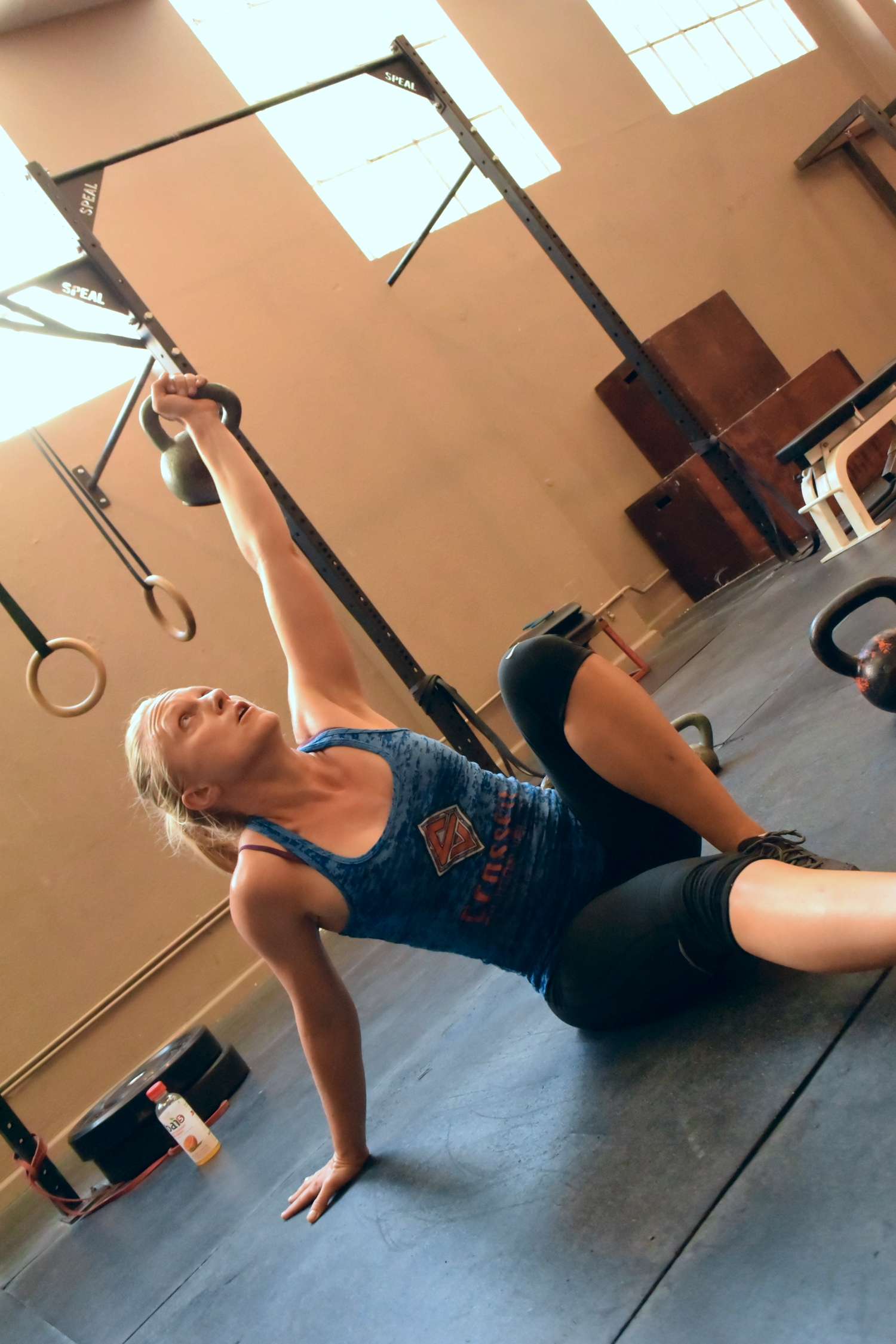 Come to the noon class to join Dr Chris Hillson and perform amazing feats of strength!
