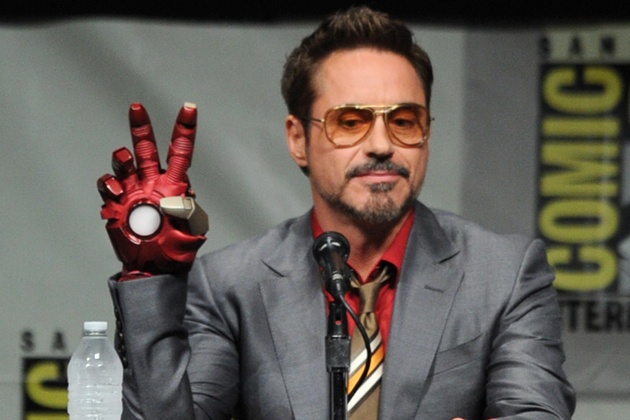 Iron Man approves!
