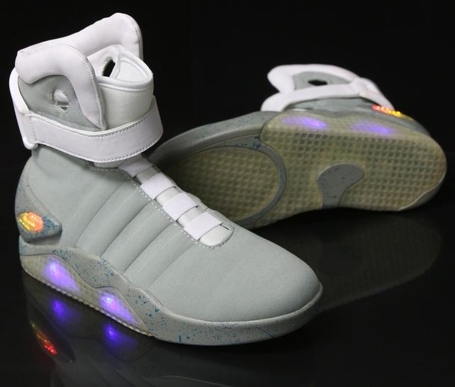 Today, October 21, 2015 is BACK TO THE FUTURE DAY!