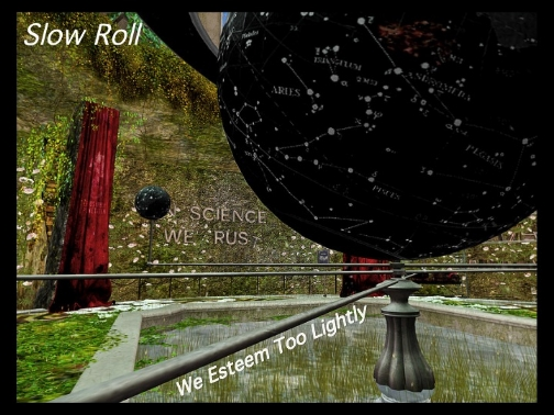 """""""...starry eyed tweens will navigate to slow roll's hit single """"don't fear the milky way""""..."""