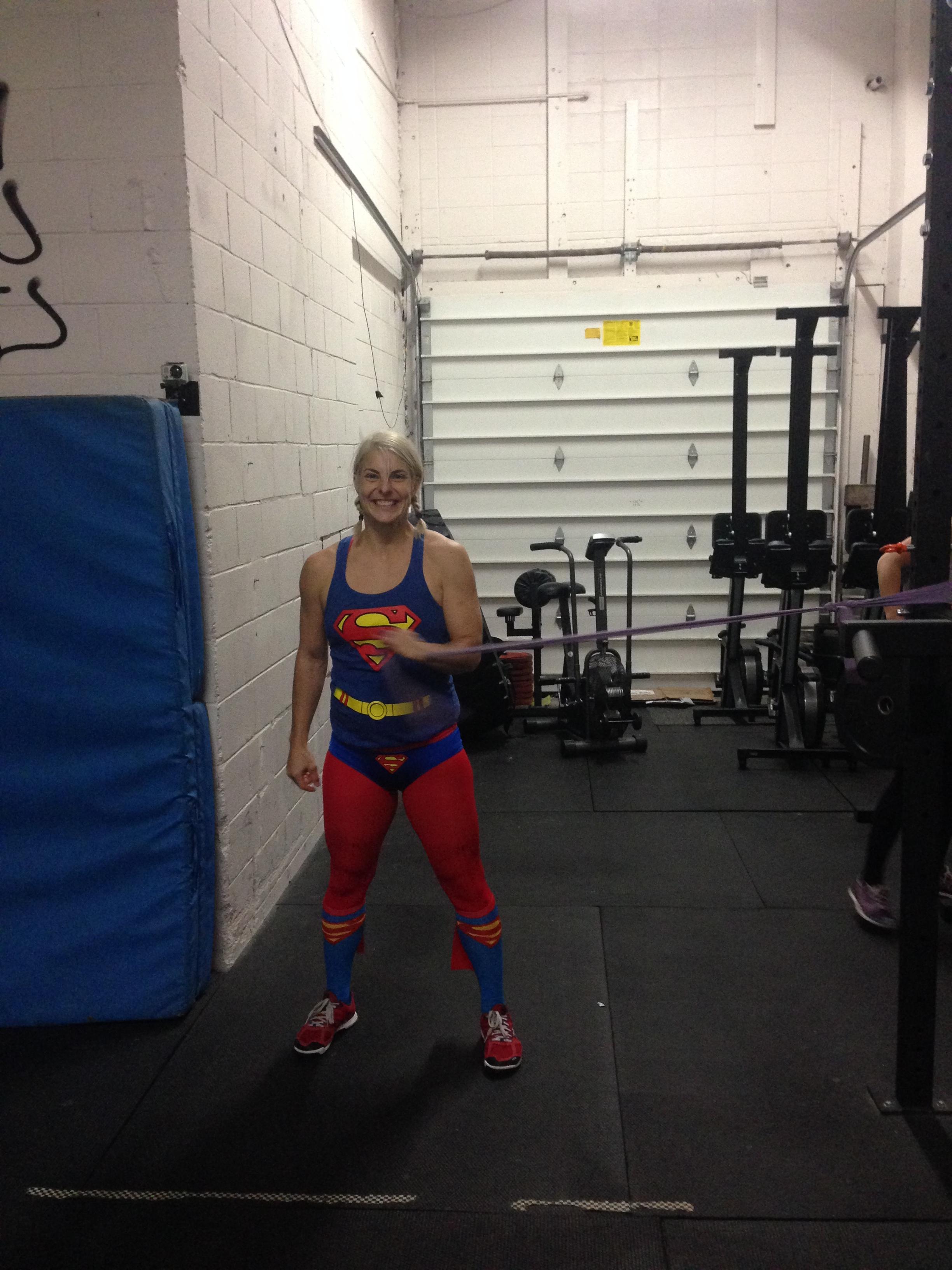 Creating superheroes daily