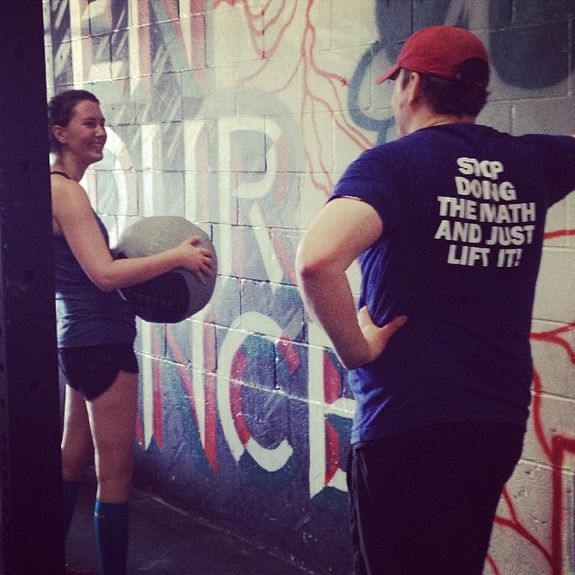 Couples that wod together stay together
