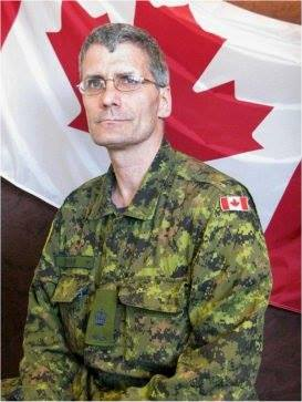 Canadian Armed Forces Warrant Officer Patrice Vincent, 53, who served 28 years and was posted at the Joint Personnel Support Unit in St-Jean-sur-Richelieu, Que, died on 20 Oct 2014, in St-Jean-sur-Richelieu, after being stuck by a car driven by a suspected homegrown terrorist.    His career as a firefighter brought him to military bases across the country, serving in Halifax, Valcartier, Que., Montreal, Trenton, North Bay, Edmonton, Comox, B.C. and Esquimalt, B.C.