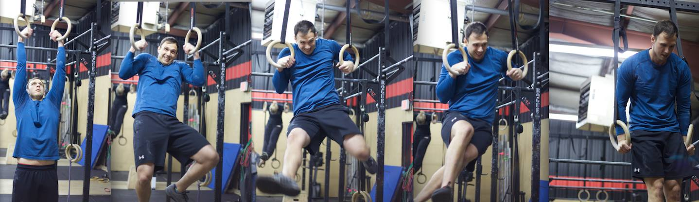 All Muscle - Muscle ups