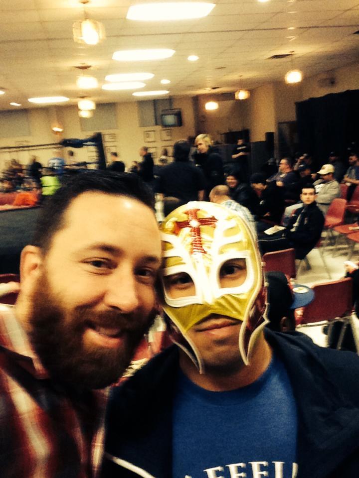 @ Wrestling