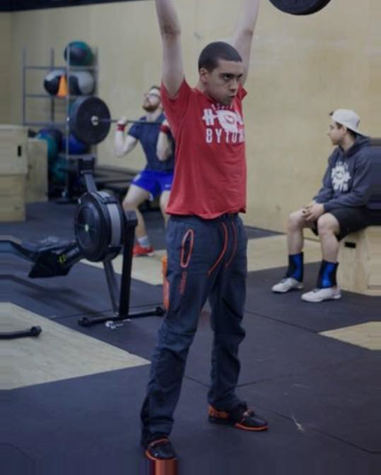 Mahmoud Inventor of the Butterfly Knee 2 Chest