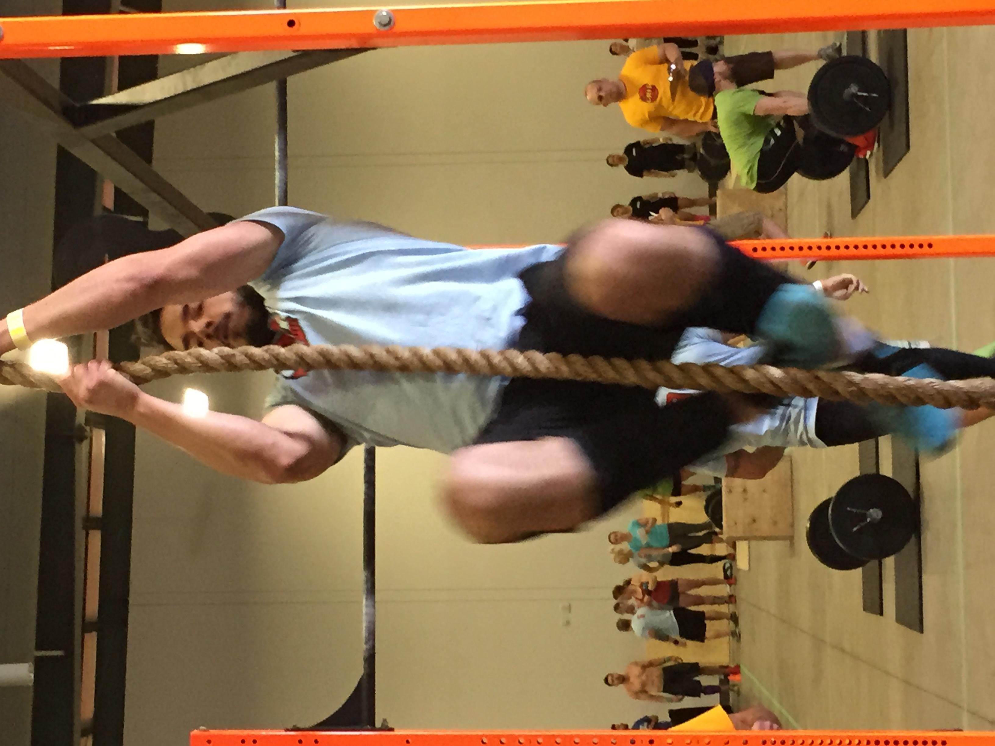 Taylor Rope Climbs